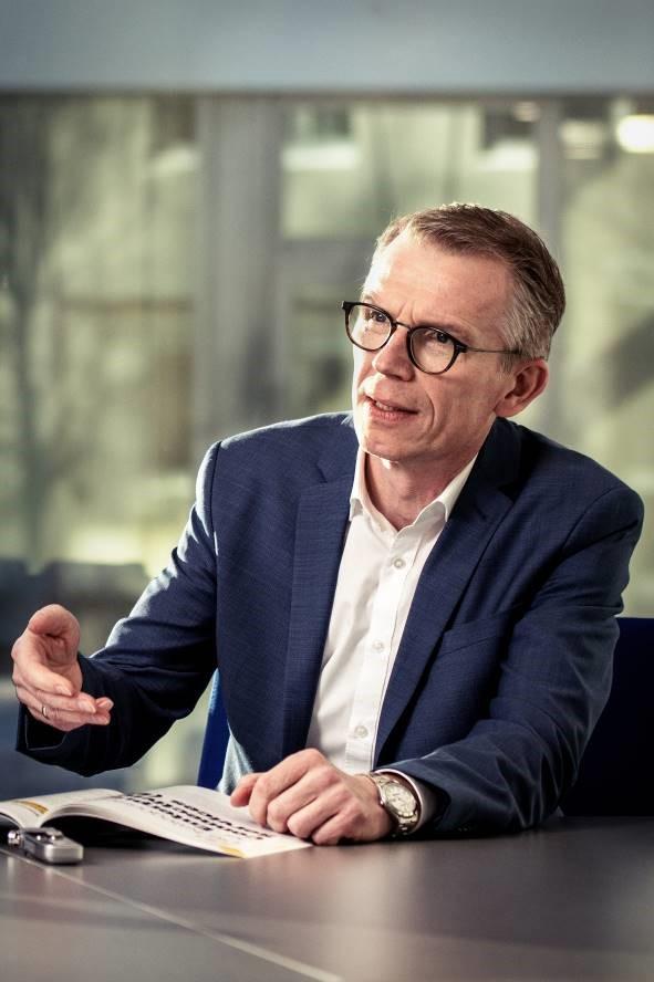 Jürgen Petzel - Vice President Sales MPDV